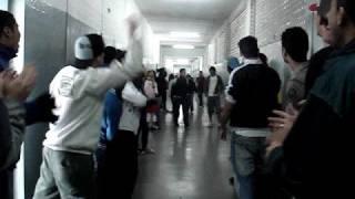 pancadão no corredor do verdão 3ºA