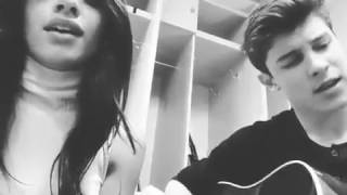 Shawn Mendes ft. Camila Cabello - Kiss Me (cover)