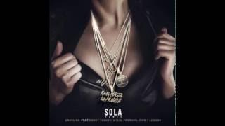 Sola (Remix) - Anuel AA Ft. Daddy Yankee, Farruko, Zion & Lennox y Wisin
