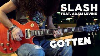 STESH - Gotten (Solo) (cover Slash feat. Adam Levine)