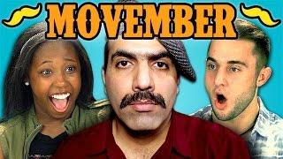 Teens React to Movember/No Shave November