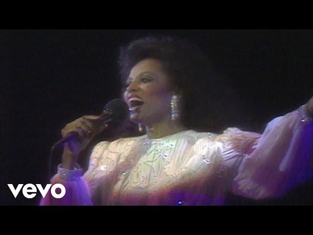 """Vídeo oficial de """"Forever Young"""" de Diana Ross"""