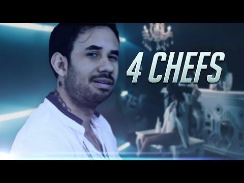4 Chefs de Werevertumorro Letra y Video