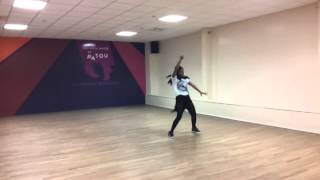 Rickman ft G-Crew & Konshens - Turbo Wine | Dancehall Choreo by @Ay__Me