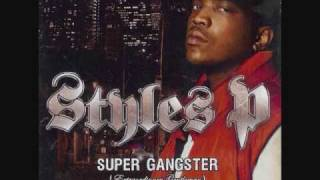 Styles-P Cause I'm Black Feat. Black Thought