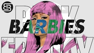"Nicki Minaj x Remy Ma Type Beat 2017 ""Barbies"" 