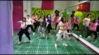 SUBEME LA RADIO - Enrique Iglesias - Zumba -  Choreography by Cielo