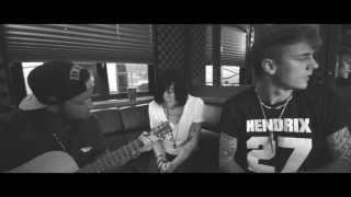 ACOUSTIC: Machine Gun Kelly & Kellin Quinn - Swing Life Away [RISE AGAINST COVER]
