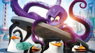 Penguins of Madagascar Dr Blowhole Returns Again All Cutscenes | Full Game Movie (PS3) width=