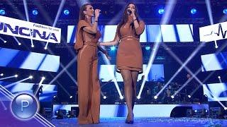 GLORIA & SIMONA ZAGOROVA / Глория и Симона Загорова - Ако счупят всяка нота, live 2016