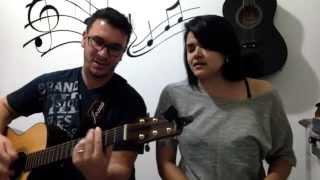 Se olha no espelho (Part. Cristiano Araújo) - Maiara e Maraisa - COVER - Nivia e Leandro