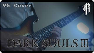 Dark Souls III: Menu Theme - Metal Cover || RichaadEB
