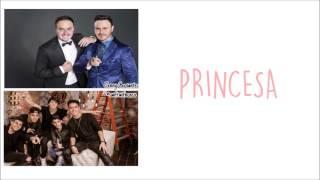 Rio Roma - Princesa (Letra) ft CNCO