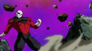 Ultra Instinct Goku Over Powers Jiren   Unofficial Dub