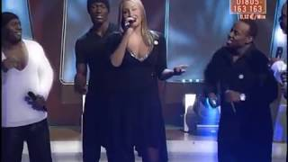Sarah Connor feat Naturally 7 - Music  is The Key Live @ Spendenmarathon 2003