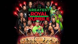 WWE: When Legends Rise (Greatest Royal Rumble) [2018] +AE (Arena Effect)