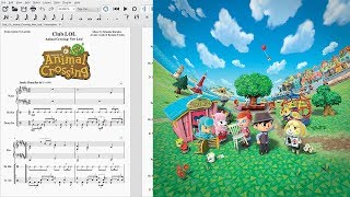 Club LOL - Animal Crossing New Leaf ~ Violin Cover