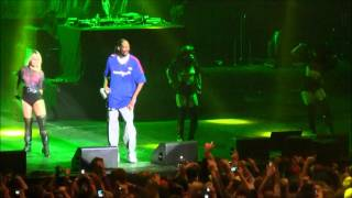 Drop it like its hot - Snoop Dogg Live Oslo Spektrum 2011