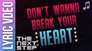 """Heartbreaker"" Lyric Video - Songs from The Next Step"