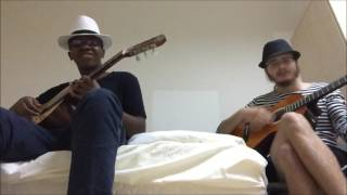 "The Beginnings ""Cancion del Mariachi"" (Guitar duet cover)"