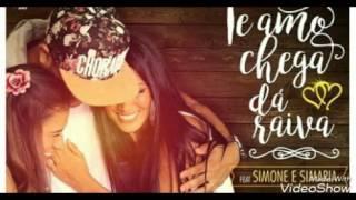 Tierry Part. Simone e Simaria - Te Amo Chega Da Raiva