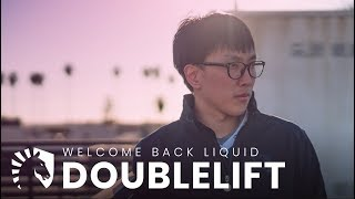 Team Liquid LoL | Welcome Back Doublelift - LCS Starting Roster