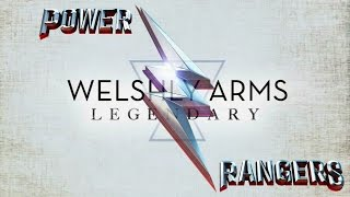 Power Rangers 2017 OST - Legendary (Instrumental) by Welshly Arms
