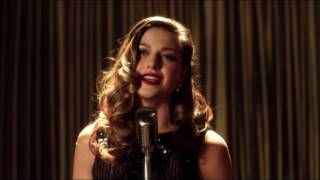 """Moon River"" by Melissa Benoist (Kara Danvers) - The Flash & Supergirl Musical Crossover"