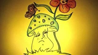 Høne - Den ensomme soppen (Fattern cover)