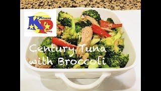 Century Tuna with Broccoli