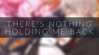 Nightcore~ There's Nothing Holding Me Back (COVER) KHS |Macy Kate |Will Champlin