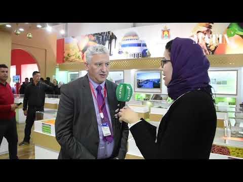 Video : Matin TV en direct du SIAM : La région de l'Oriental fait la promotion de la diversité de ses produits
