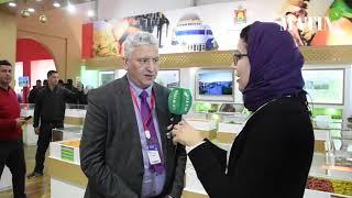 Matin TV en direct du SIAM : La région de l'Oriental fait la promotion de la diversité de ses produits