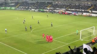 Vit. Guimarães 0 - 2 S.L. Benfica - Golo Gonçalo Guedes