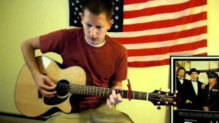 Bruce Springsteen - State Trooper (Cover)