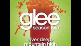 Glee Cast-River Deep, Mountain High Audio Download Link