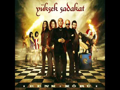"""Yüksek Sadakat - Aşk Herkese Lazım ( 2011 Yeni Albüm """"Renk Körü"""" )"""