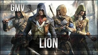 Hollywood Undead - Lion GMV - Assassin's Creed Unity