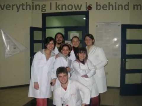 2012 İTÜ Moleküler Biyoloji ve Genetik Bölümü Lisans Mezuniyet Videosu