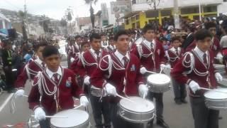 Banda de Música Manuel Calvo y Pérez 2016 himno Colegio