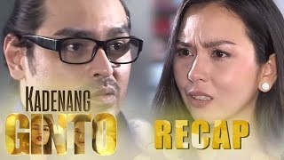 Kadenang Ginto Recap: Romina and Vin cross paths once again
