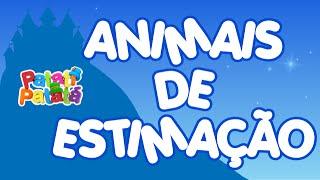 Patati Patatá - Animais de estimação (DVD No Castelo da Fantasia)