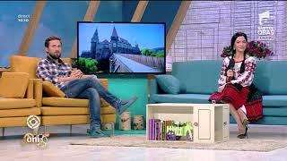 Raluca Burcea interviu la Neatza
