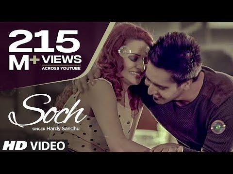 SOCH LYRICS - Hardy Sandhu | Jaani | B Praak