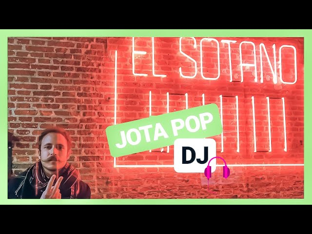 Vídeo de entrevista a JotaPop