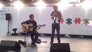 Rafael Oliveira e Rui Alves - Anel de Rubi (Rui Veloso)