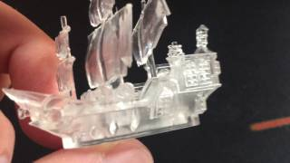 Valparisa Ghost Ship - Fresh from the molds!
