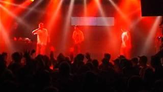 ZIOMBOI KLIKKA Pt. 4. Hip Hop Berlin Gdansk Rap Live