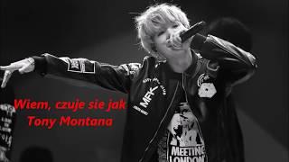 [PL] Suga - Tony Montana ft. Yankie [Polskie Napisy]