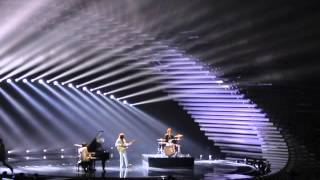 The MakeMakes from Austria rehearse 'I Am Yours'